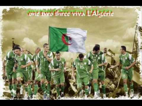 N'chalah ya rabi l'Algérie qualifier.Groupe Milano