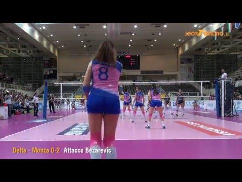 Copertina video Delta - Monza 0-3 (finale playoff, gara-2)