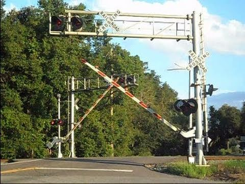 Railroad Crossing Gates Malfunction