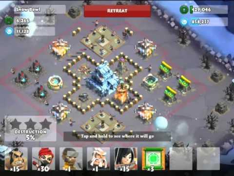 Samurai Siege Single Player Winter Update Ep4 - Snow Bowl