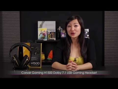 Bild: TechtoThePoint: Corsair Gaming H1500 Dolby 7.1 Gaming Headset