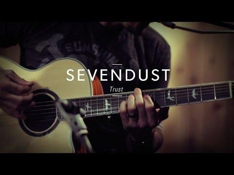 "Sevendust ""Trust"" At Guitar Center"