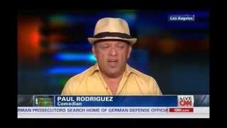 Comedian Paul Rodriguez Shocks CNN's Don Lemon With