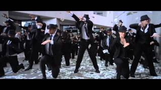 Step Up 4 Revolution Office Mob Video Official Scene