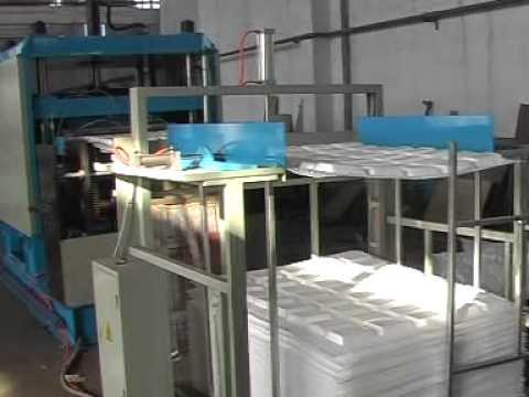 Produkcja styropianowych pojemników na jedzenie