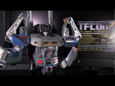 TFcon 2011 Headrobots Stronghold (With customizing tips) - Vangelus Review 128