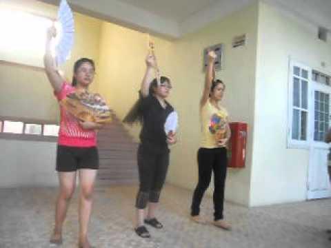 [BSA] Hậu trường tiết mục múa