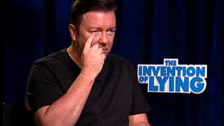 Pantless Matt Zaller Interviews Ricky Gervais