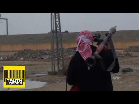 One month in Iraq - January 2014 - Truthloader