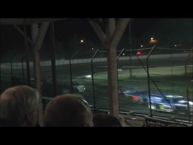 Norman County Raceway 5/24/12 Advantage RV Modifieds 40 Lap Feature