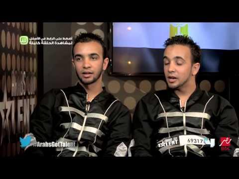 Arabs Got Talent - TAWM - تجارب الأداء -
