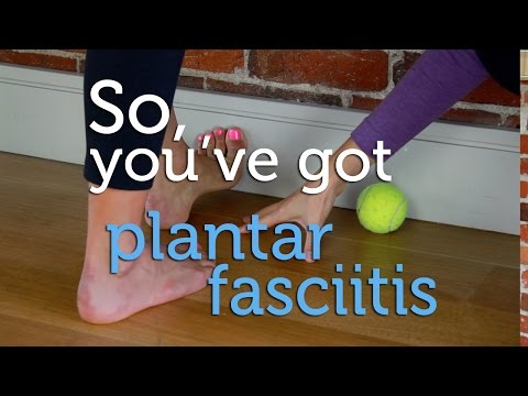 How to Treat Plantar Fasciitis | Heal That Painful Heel