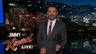 Jimmy Kimmel Responds to Sean Hannity's Vicious Attacks