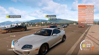 Forza Horizon 2 (Online) 750+hp Car Meet Up Cruise