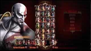 PS3 Mortal Kombat: Komplete Edition Gameplay