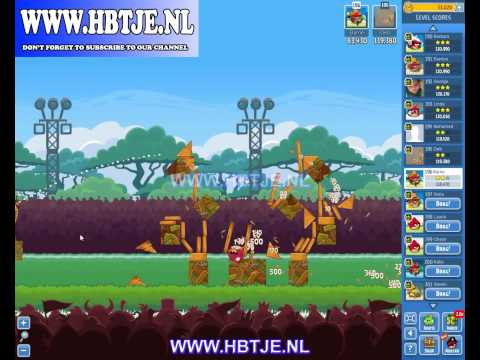 Angry Birds Friends Tournament Level 5 Week 92 (tournament 5) no power-ups