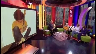 Freddie Mercury's Mum Jer and Sister Kash  The One Show 160911