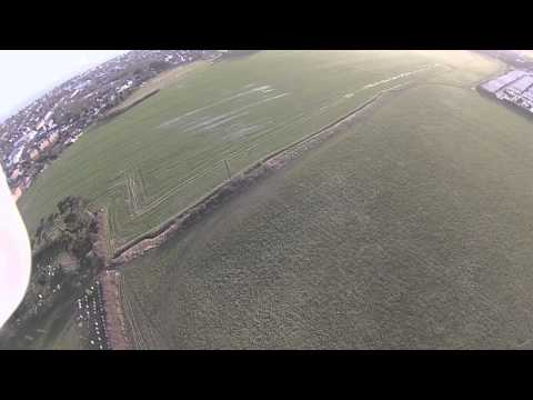 GO PRO Hayling Island Phantom DJI Fly Away