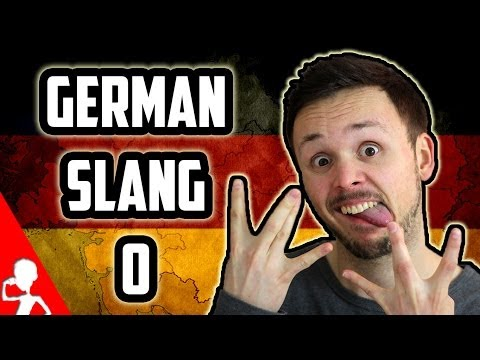 German Slang | Letter O