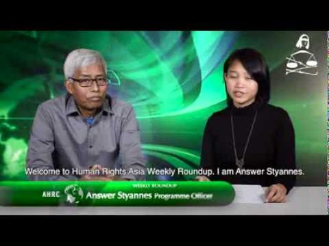 AHRC TV - Human Rights Asia Weekly Roundup Episode 9