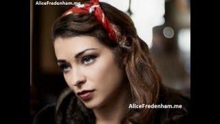 Alice Fredenham Singing Song. Britain's Got Talent Bgt