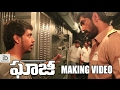 Ghazi making video- Daggubati Rana and Taapsee..