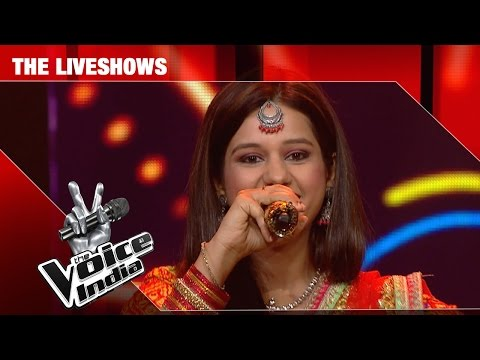 Neha Khankriyal - Performance - The Liveshows Episode 24 - February 26, 2017 - The Voice India Season2