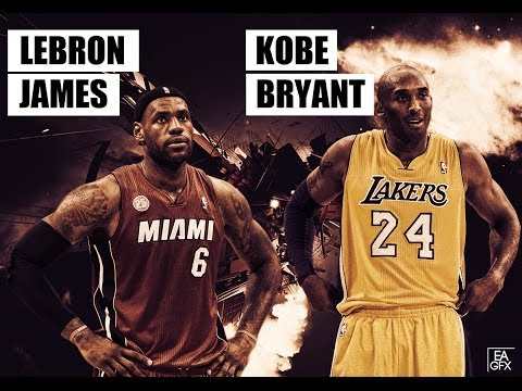 Kobe Bryant And Lebron James Wallpaper