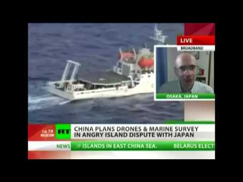 April 2014 Breaking News China seeking to gain control of oceans in the Asia-Pacific region