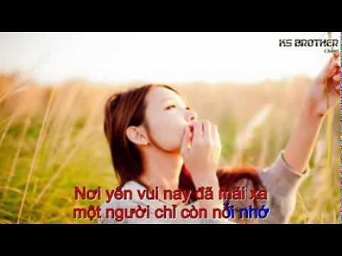 Em không quay về - Hoàng Tôn - Karaoke Beat