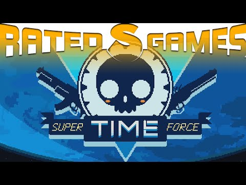 Super Time Force: Permanence is Paradox - Rated S for Sandwich