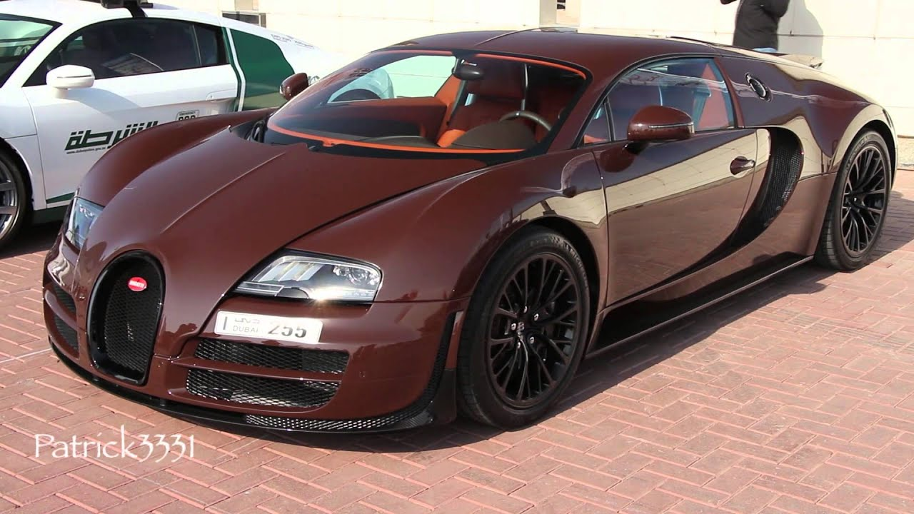 chocolate bugatti veyron super sport dubai grand parade 2013 youtube. Black Bedroom Furniture Sets. Home Design Ideas