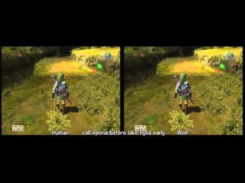 TP: Comparison - Human VS Wolf