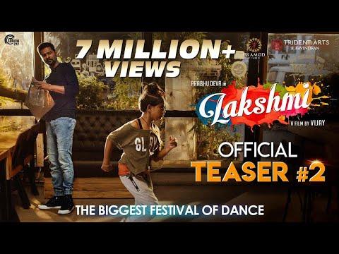 Lakshmi Tamil Teaser 2