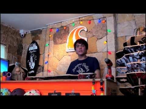 Longboard Review: Never Summer - Clutch