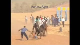 مواطن ينقذ طفل من موت محقق في سباق الخيول | زووم