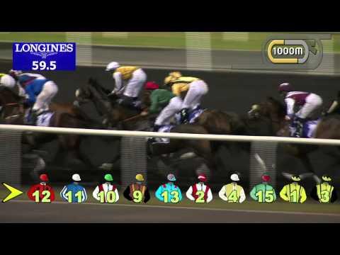 Vidéo de la course PMU DUBAL TROPHY