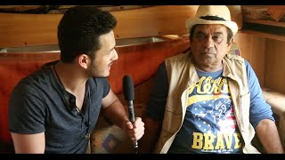 Akhil Funny Interview With Brahmanandam @ Akhil Movie