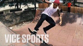 Daewon Song Is the Best Skateboarder on Instagram: Reda for the World