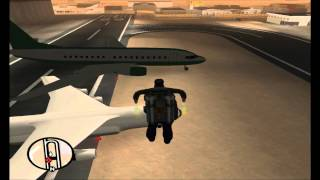 Como Descubrir El Avión Mas Grande AT-400 De Gta San