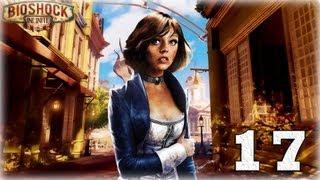 Bioshock Infinite. Серия 17 - Леди Комсток. [Art let´s play]