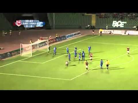 FK Sarajevo 0:1 FK Haugesund