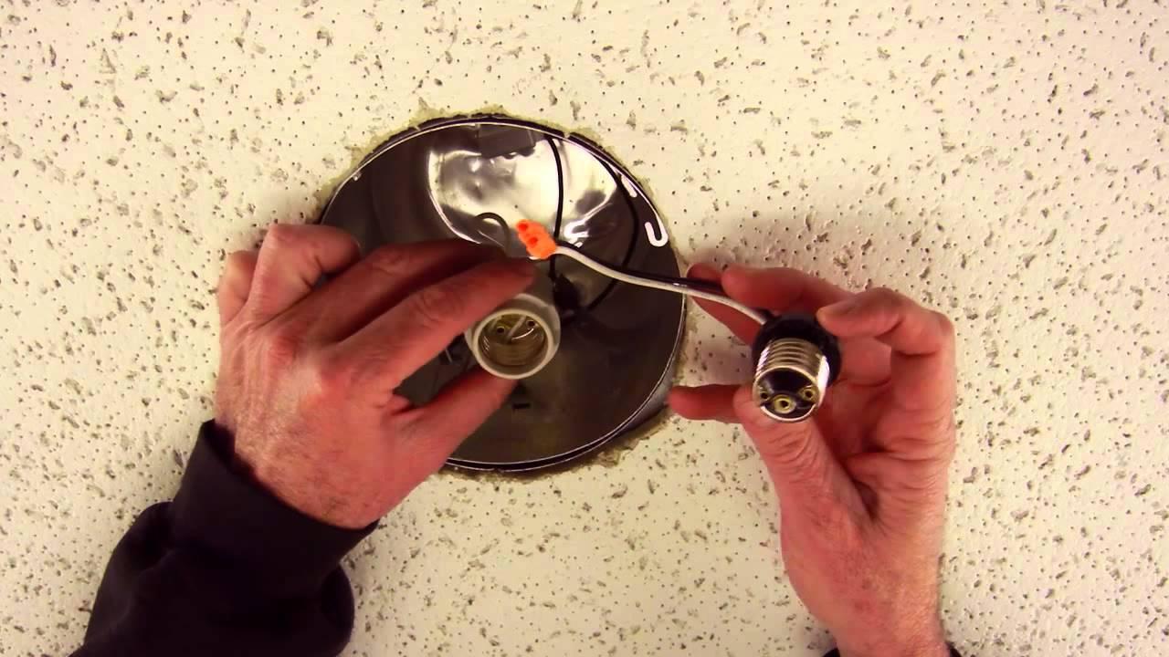 How To Install Led Recessed Lighting Retrofit Trim For 5