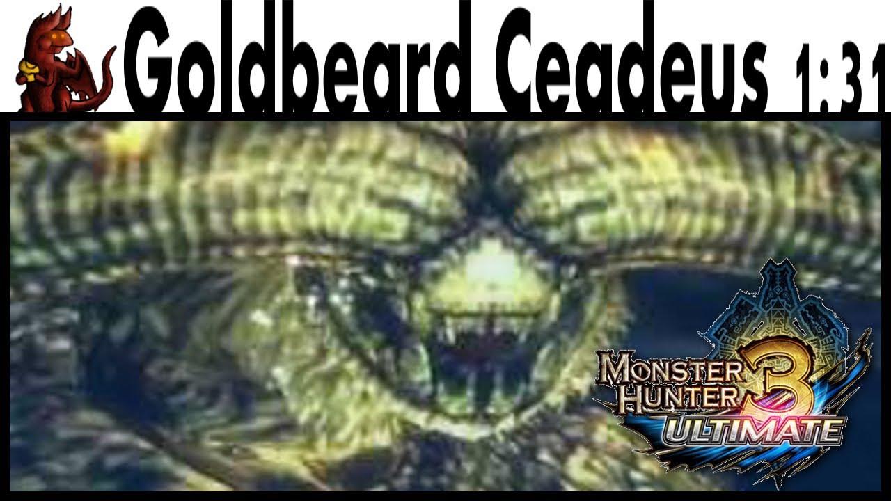 goldbeard ceadeus solo bow