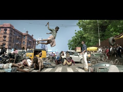 Theri - VFX Break Down Video