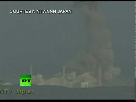 Japan Reactor: Video of new explosion at Fukushima nuclear plant