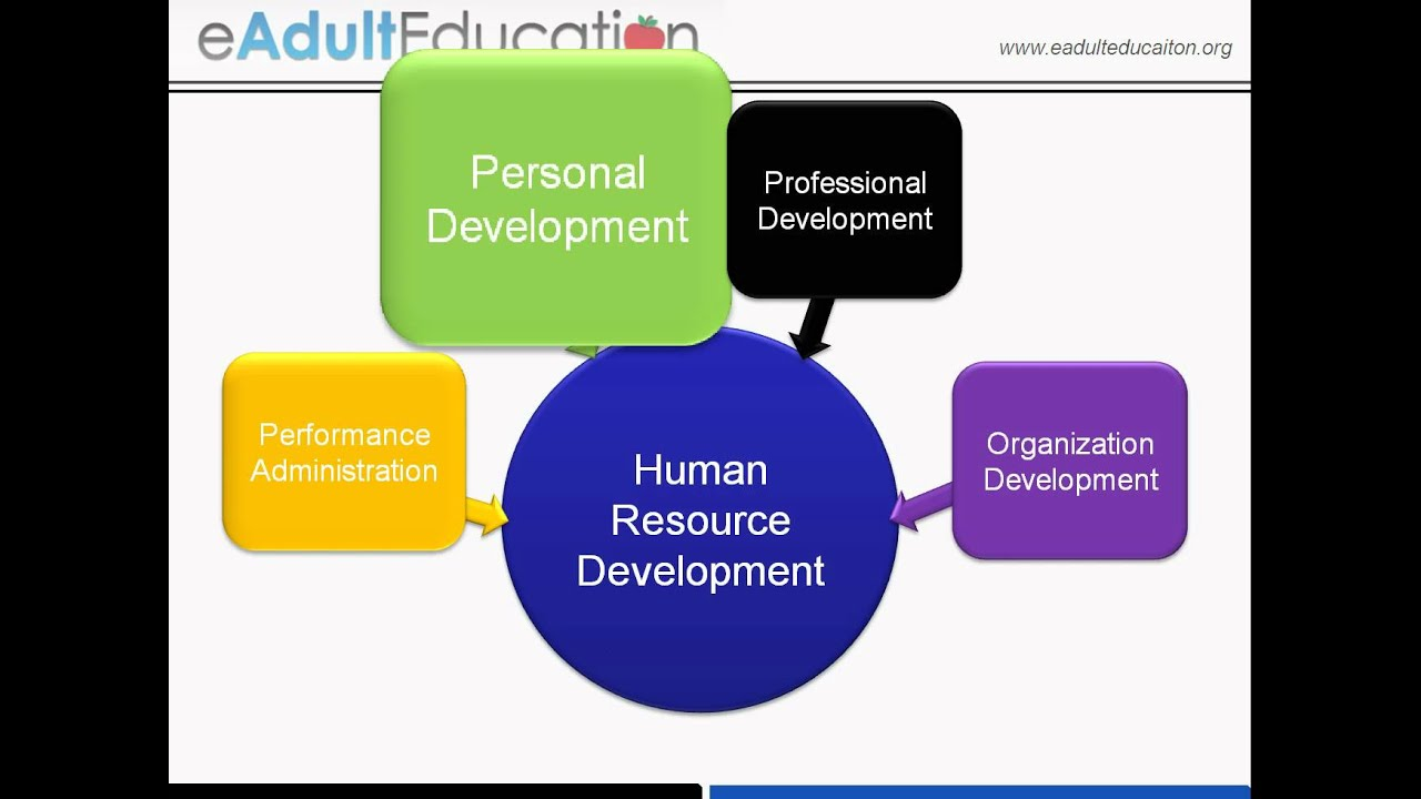 What Is Human Resource Development Youtube
