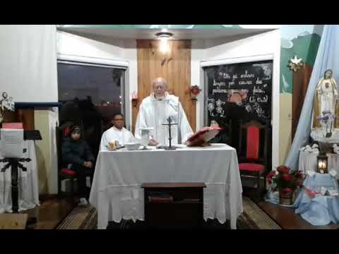 Santa Missa | 27.05.2020 | Quarta-feira | Padre José Sometti | ANSPAZ