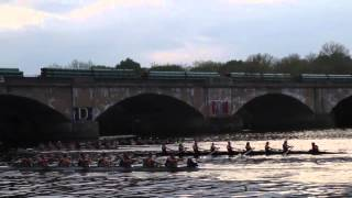 2014 Dayton Rowing V8+ at Aberdeen Dad Vail Regatta