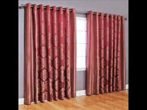 Single Curtain Rod Installation White Grommet Curtains